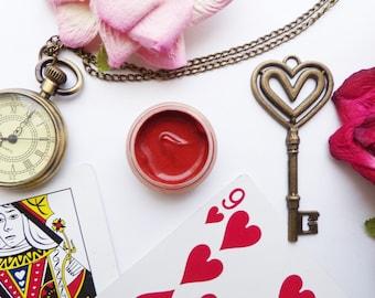Queen of Hearts -Lip Paint Pot