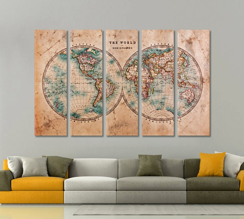 World Map Canvas, World Map Print Art, World Map Travel,Large World on large map of saskatchewan, large map of sc, large map of nunavut, large map of mi, large map of ms, large map of nova scotia, large map of quebec, large map of ky, large map of nm,