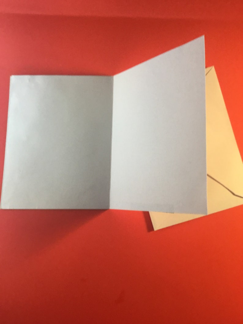 FROM THE HEART iris fold card