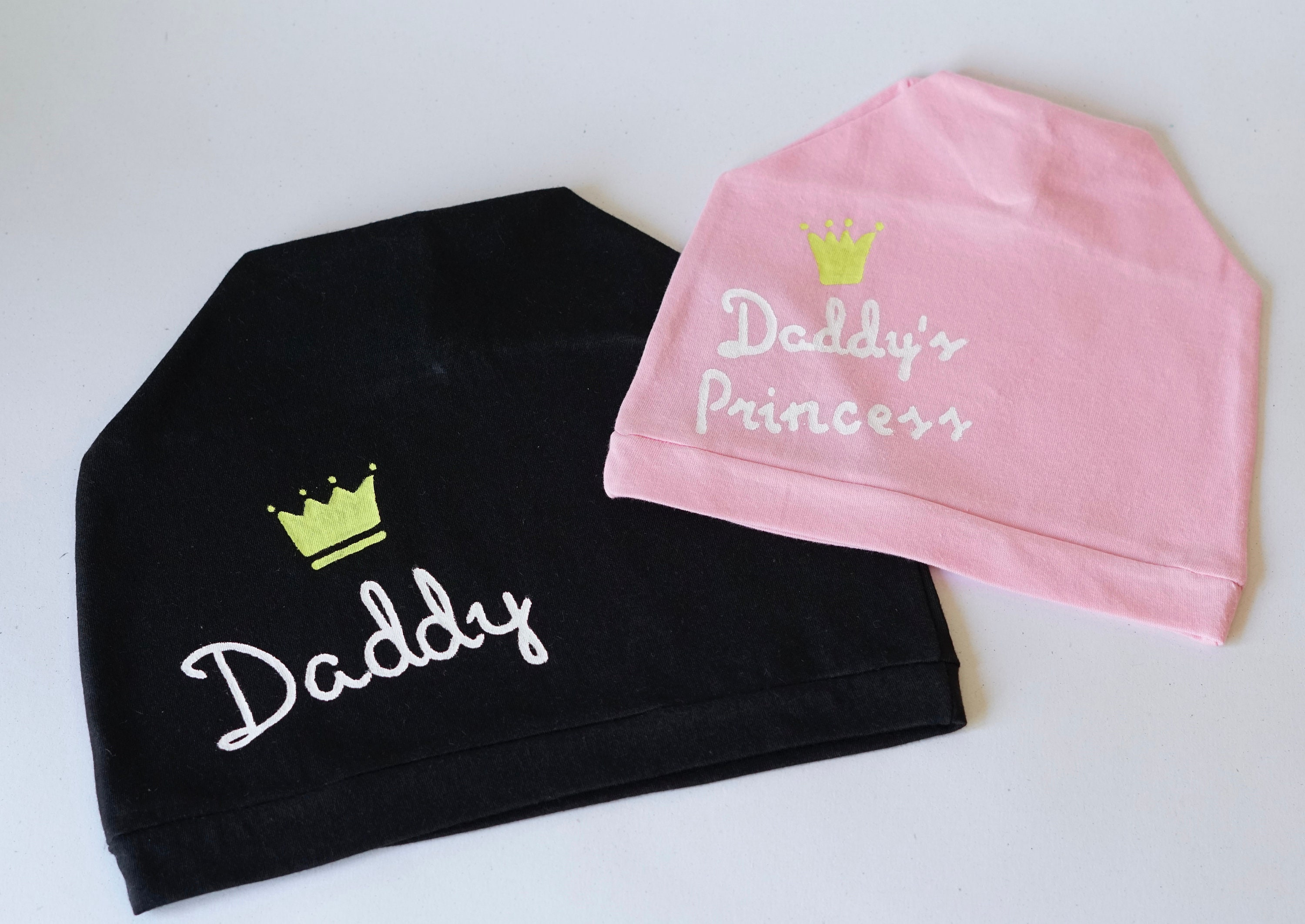 Fathers Day gift from Daughter Daddy and daughter hats Daddy  38f56142ba3
