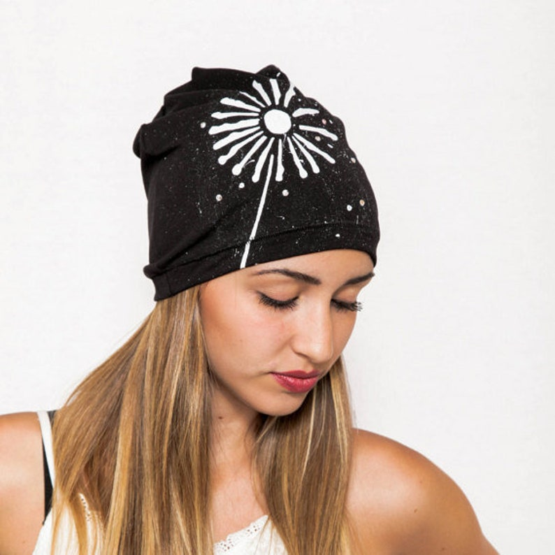 Jersey hat,beanie,chemo hat,ladies hat