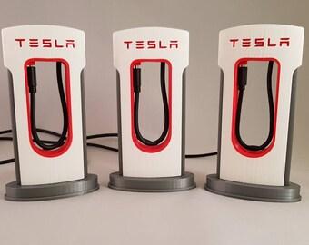 Tesla supercharger | FREE SHIPPING!! | Tesla iphone charger | Tesla charger | Tesla charging station | Tesla charger | Tesla gift | gift