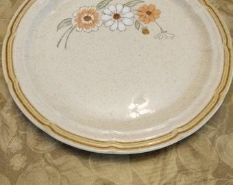 Vintage Crown Manor plate
