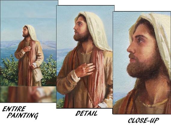 Telefoon Wallpaper Achtergrond Screensaver Van Jezus Christus De Verlosser