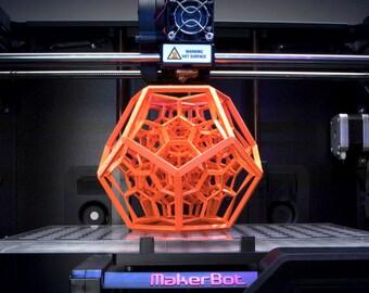 3D Printing Service - UK Based