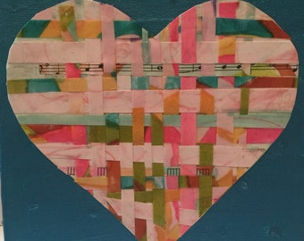 Woven Heart Picture