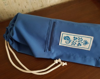 Yoga mat bag - Pilates Mat Bag - Yoga Bag
