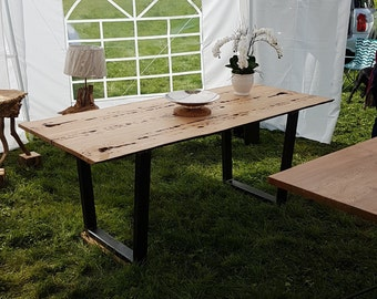 Remarkable Ash Dining Table Etsy Download Free Architecture Designs Rallybritishbridgeorg