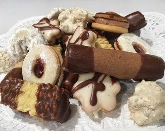 Delicate European Cookies