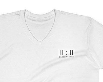 11:11 Synchronicity V-Neck T-Shirt