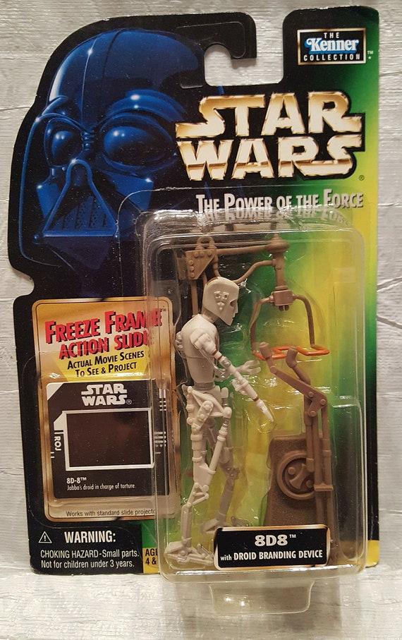 Star Wars Power of the Force 2 Darktrooper UE Loose complet