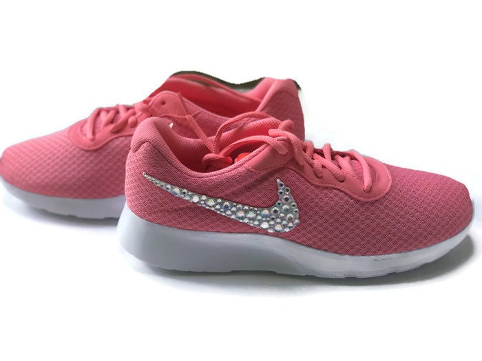 Bedazzled Shoes, Nike Tanjun Shoes, Bedazzled Shoes, Bedazzled Swarvoski Shoes, Swarvoski Crystal Shoes, Nike Shoes, Bedazzled Tennis Shoes c842fe