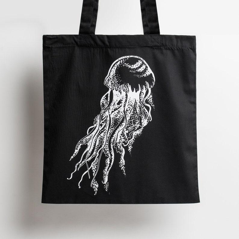 Tote bag Jellyfish image 0