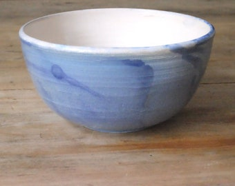 Bowl in blue