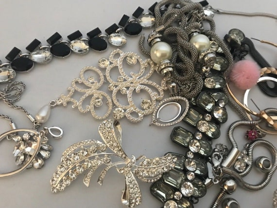 job lot jewellery making findings
