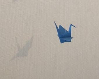 Garland United origami cranes