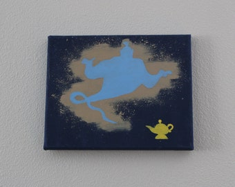 Genie Painting