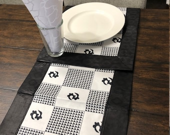 African Print Placemats