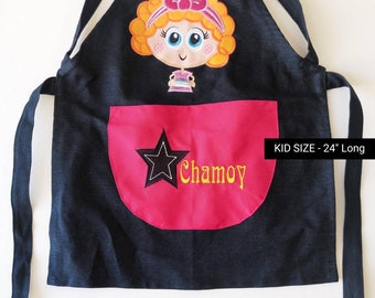 Chamoy Apron for Kid (NEW!)
