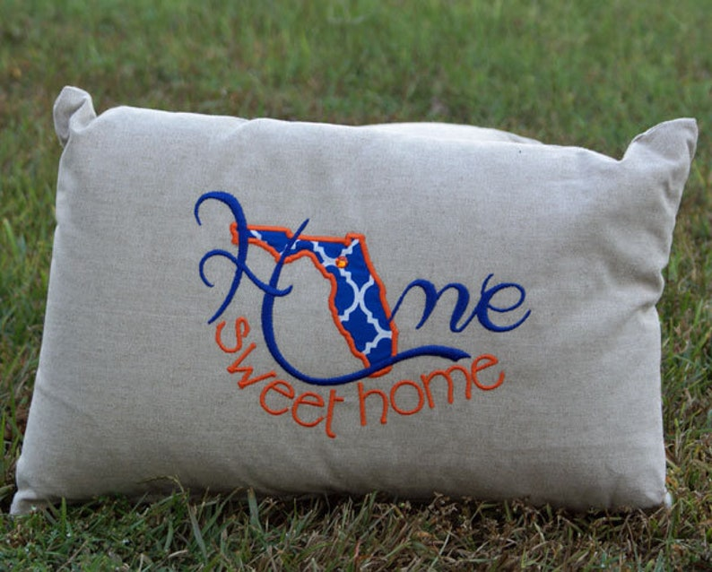 Florida Home Sweet Home Pillow image 0