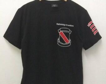 5e0488cf Number Nine X Marlboro Tee Rethinking Conventions Logo T Shirt Japan  Designer