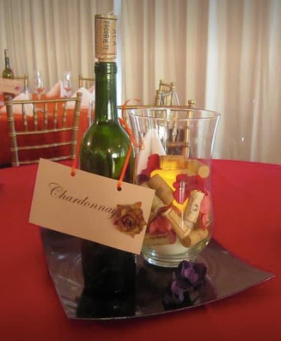 Wine Bottle Wedding Centerpieces Wine Bottle Bridal Shower Centerpieces Wedding And Bridal Shower Centerpieces Rustic Wedding Centerpiece