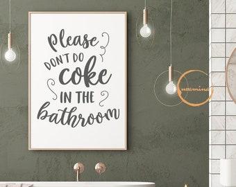 Bathroom Quote Svg Home Cut Files For Cricut Silhouette