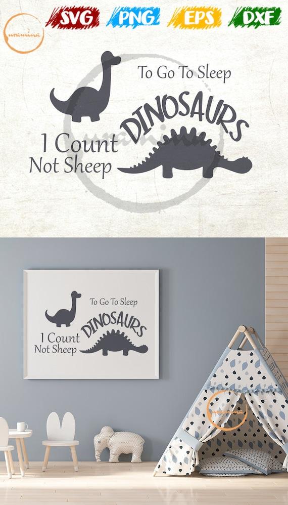 I Count Dinosaur Svg Cut Files For Cricut Silhouette Kid Go Etsy
