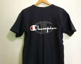 94597f2295ed2 Vintage Champion Spell Out Size M