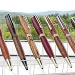 Mystery Gift! Handcrafted Wood Turned Pen - Gifts for your boss, birthdays, anniversary, groomsmen, best man, family, writers and more!
