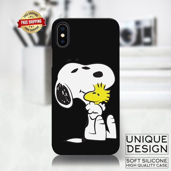 Funny Peanuts Gang Cool Snoopy Phone Case for Samsung Galaxy | Etsy