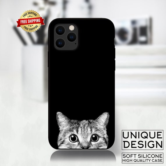 Sleeping with cat iPhone 11 case