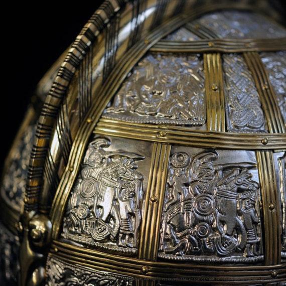 8 Valsgärde casque, casque Valsgarde 8, vendel vendel vendel casque, casque viking b6fb85