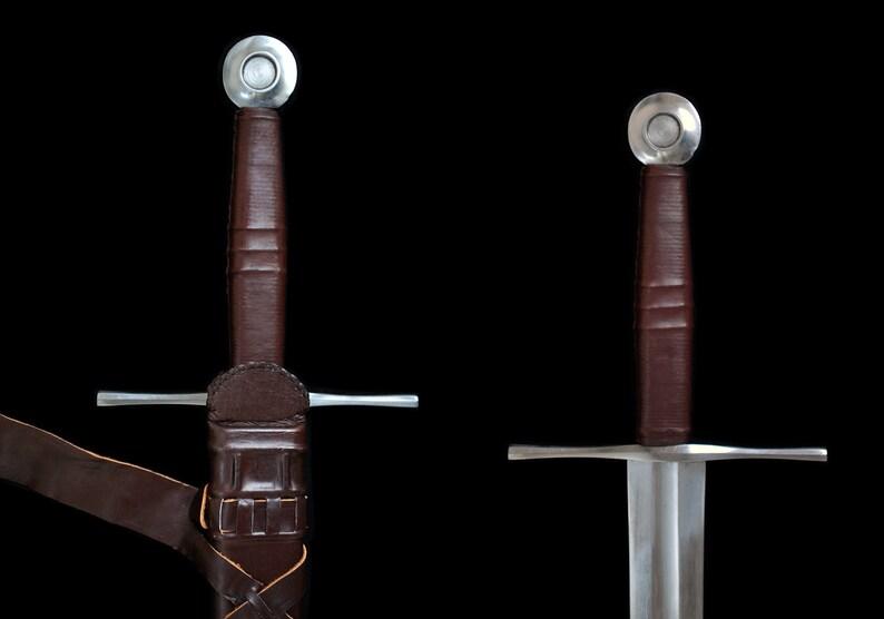 Medieval sword, battle ready sword, fighting sword, HEMA sword (wp150)