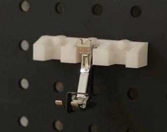"""Custom Made Bernina Foot Holder for """"old style"""" feet"""