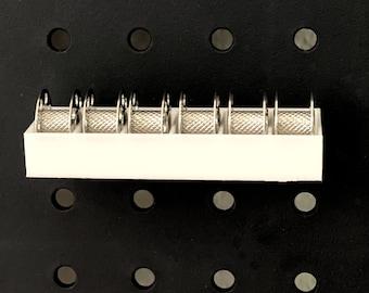 Custom Made Bernina Bobbin Storage for CB (Metal) Bobbins