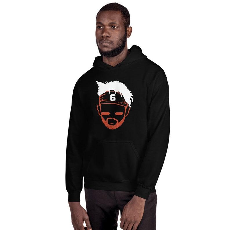 Baker Mayfield Odell Beckham Jr Cleveland Browns 2019 Hooded Sweatshirt