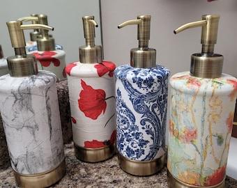 Vibrant Homes Soap Dispensers, Dish Soap Dispensers, Laundry Detergent Dispensers, Lotion Dispensers, Oil Dispensers