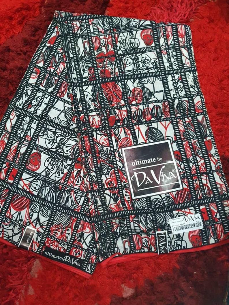 Mesh DaViva Ankara Fabric