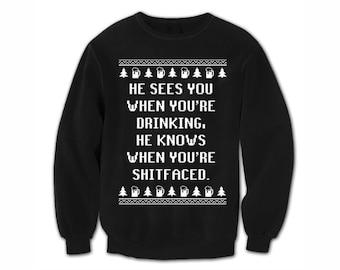 popular items for he man christmas - He Man Christmas Sweater