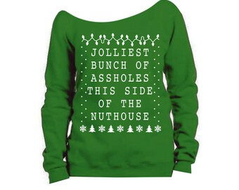 Christmas Vacation Sweater Etsy