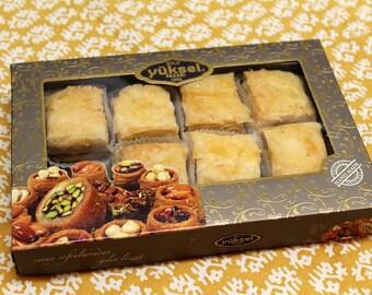 Box of Arabic Baklava with Pistachios