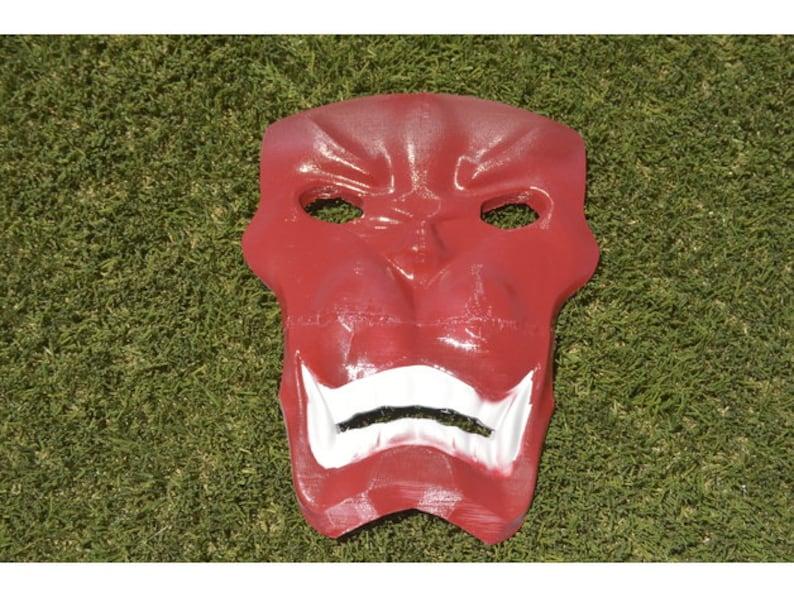 Enji Koma Devil Ape Mask Etsy