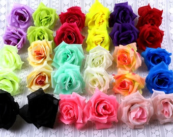Silk Flowers Bulk Etsy