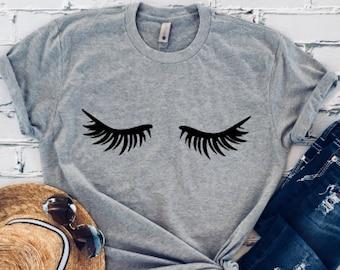 400929cfc6ae Eyelashes T-shirt