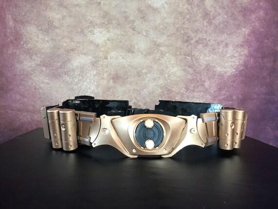 Batman v Superman Dawn of Justice Utility Adult Mens DOJ Ben Affleck BATMAN Belt