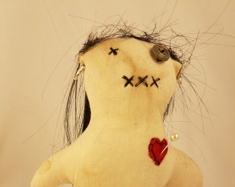 Voodoo doll Clarissa