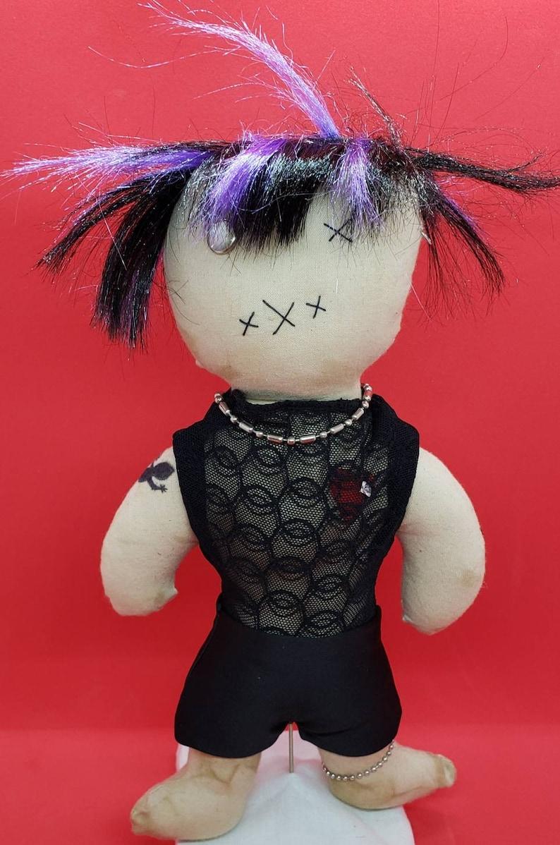 Voodoo doll Sean