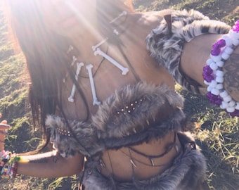 Cave Women Outfit