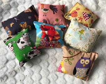 Handmade Catnip Toy Pillow, Cat Toy, Gift